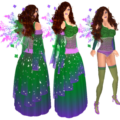 Solstice Fey Forest Twilight